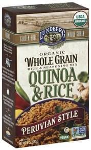 Lundberg Quinoa & Rice Peruvian Style
