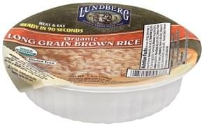 Lundberg Brown Rice Long Grain, Organic