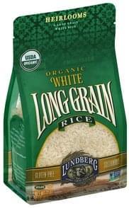 Lundberg White Rice Organic, Long Grain