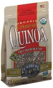 Lundberg Quinoa Organic, Tri-Color Blend