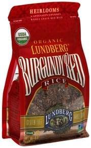 Lundberg Rice Burgundy Red, Heirlooms