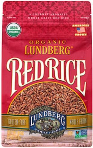 Lundberg Family Farms Organic Red Rice - 16 oz