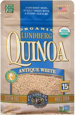 Lundberg Family Farms Quinoa Antique White Organic