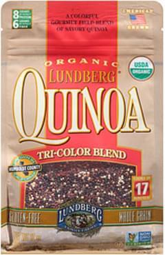 Lundberg Family Farms Quinoa Tri-Color Blend Organic