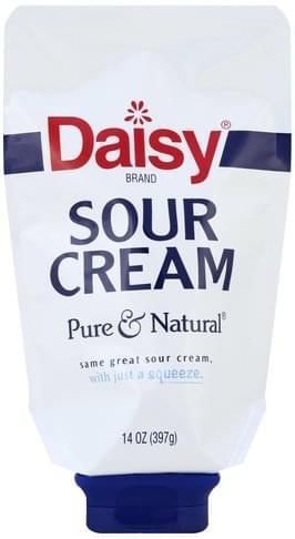 Daisy Sour Cream - 14 oz