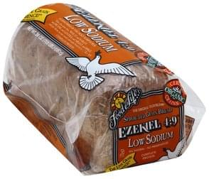 Food For Life Bread Sprouted Grain, Low Sodium
