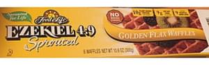 Food For Life Golden Flax Waffles