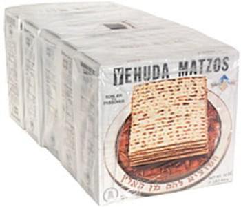 Yehuda Matzos Passover Matzos