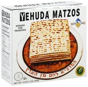 Yehuda Matzos Matzos