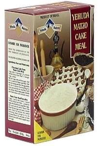 Yehuda Matzos Cake Meal