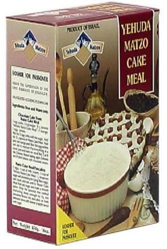 Yehuda Matzos Cake Meal - 16 oz