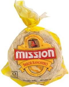 Mission Corn Tortillas