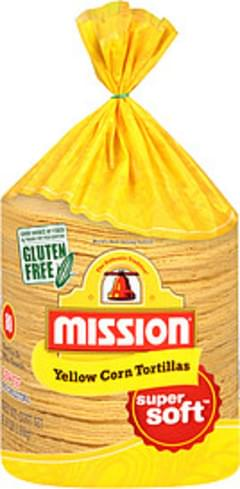 Mission Tortillas Yellow Corn