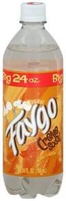 Faygo Creme Soda Vanilla