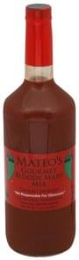 Mateos Gourmet Bloody Mary Mix Hot