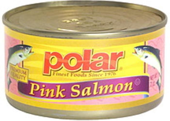 Polar Pink Salmon - 7 oz