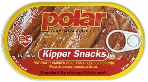 Polar Kipper Snacks - 3.53 oz