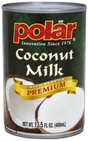 Polar Premium Coconut Milk - 13.5 oz