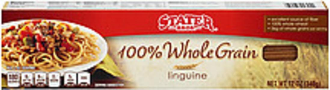 Stater Bros. Pasta Linguine 100% Whole Grain