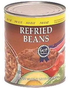 Stater Bros No Fat, Refried Beans