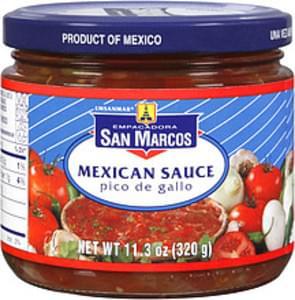 Empacadora San Marcos Mexican Sauce Pico De Gallo