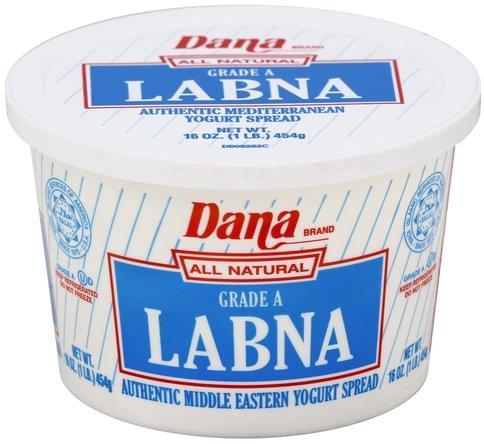 Dana Labna Yogurt Spread - 16 oz