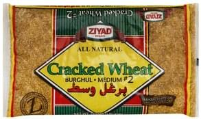 Ziyad Wheat Cracked, Burghul, Medium No. 2