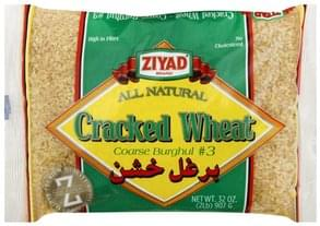 Ziyad Wheat Cracked, Coarse Burghul No. 3