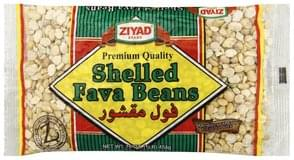 Ziyad Fava Beans Shelled