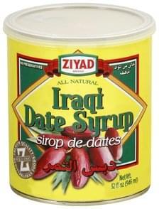 Ziyad Date Syrup Iraqi