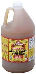 Bragg Apple Cider Vinegar Raw, Unfiltered