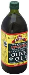 Bragg Olive Oil Extra Virgin, Organic