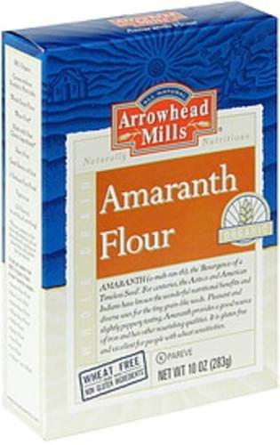 Arrowhead Mills Whole Grain Amaranth Flour - 10 oz