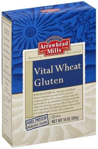 Arrowhead Mills Vital Wheat Gluten - 10 oz