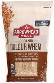 Arrowhead Mills Bulgur Wheat Organic