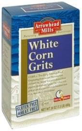 Arrowhead Mills White Corn Grits