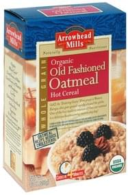 Arrowhead Mills Hot Cereal Old Fashioned Oatmeal