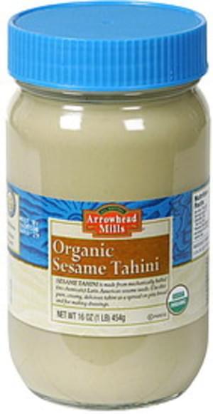 Arrowhead Mills Organic Sesame Tahini - 16 oz