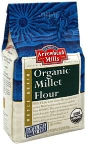 Arrowhead Mills Organic Millet Flour Whole Grain