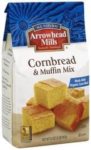 Arrowhead Mills Corn Bread & Muffin Mix