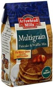 Arrowhead Mills Pancake & Waffle Mix Multigrain