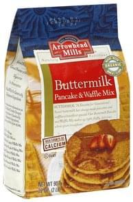 Arrowhead Mills Pancake & Waffle Mix Buttermilk