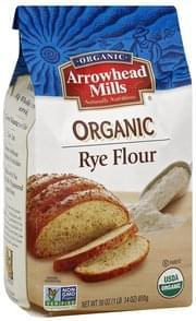 Arrowhead Mills Flour Rye, Organic