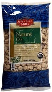 Arrowhead Mills Toasted Oat Cereal Nature O's