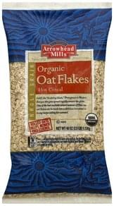 Arrowhead Mills Oat Flakes Organic