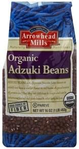Arrowhead Mills Adzuki Beans Organic