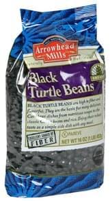 Arrowhead Mills Black Turtle Beans Organic