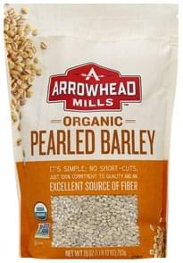 Arrowhead Mills Barley Organic, Pearled