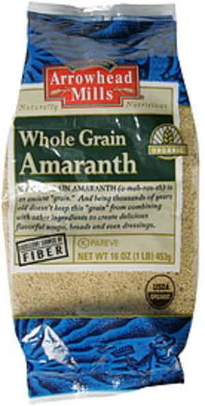 Arrowhead Mills Whole Grain Amaranth - 16 oz