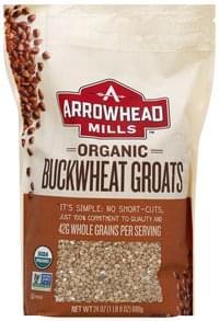 Arrowhead Mills Buckwheat Groats Organic